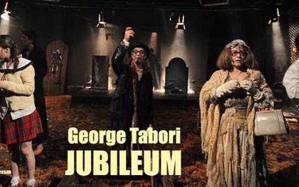 70 Kč za vstupenku do divadla * pondělí 20.6. * KSA * inscenace JUBILEUM