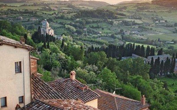 Staňte se pravým mistrem italské kuchyně přímo v regionu Umbria. Speciální balíček, který obsahuje 5 dní v romantickém hotelu a bazénem s vířivkou plus LEKCE VAŘENÍ s místním gurmánem jen za 7.216 Kč