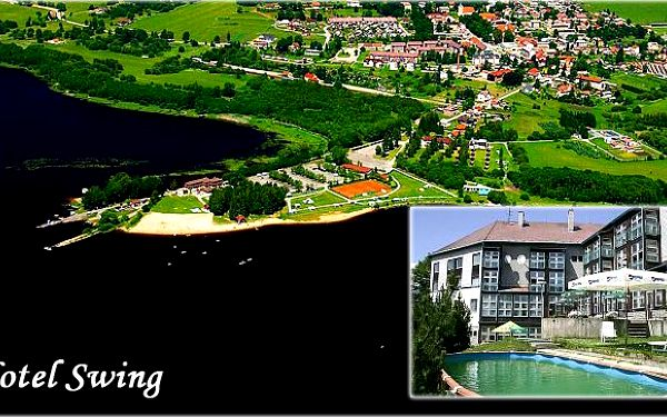 1 600 Kč !! za pobyt pro DVA na 3 dny (2 noci) u jezera Lipno. Příjemný odpočinek na pláži a bazénu, krásná příroda a skvělé jídlo s platností do 31.8.11.