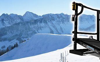 Formujte svou postavu - cvičení na alpinningu jen za 55 místo 100 Kč. *Až 10 vstupů na osobu, platnost Slevíků do 15.9.!