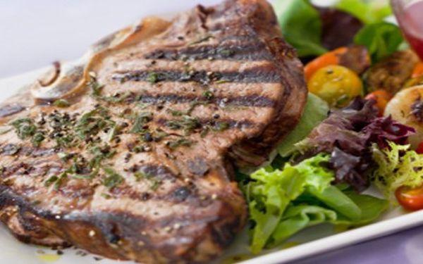 149,- za šťavnatý 250g steak se steakovými hranolkami v Bašta steakhouse restaurant! Přijďte si pochutnat a vyberte si jakýkoliv z 9 druhů steaků, které nabízíme!