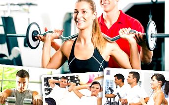 Dostaňte se na léto do super formy! Využijte 3x vstup do fitness studia FIT4FUN. Zpevněte své tělo s 50% slevou.