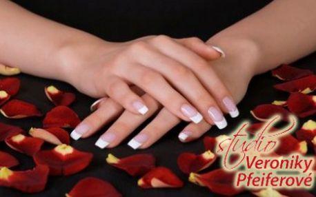 Získejte krásné a lesklé nehty, které Vám bude každý závidět! Za pouhých 190 kč si zajděte na modeláž nehtů metodou gel nebo akryl! To vše v profesionálním studiu Veroniky Pfeiferové s 50% slevou!!