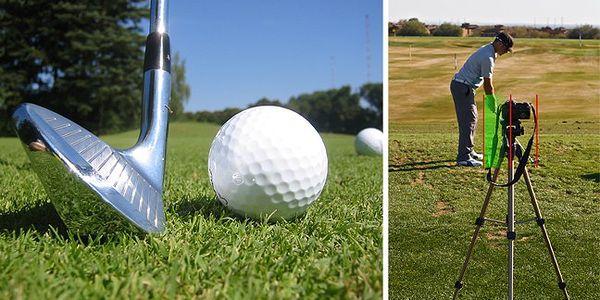 Dnešní sleva: Lekce golfu s PGA profesionálem za použití videoanalýzy švihu s 50% slevou za 299 Kč! Poznejte svůj švih a odneste si navíc písemné materiály a doporučení pro Váš vlastní trénink! Poznejte efektivní moderní tréninkové metody včetně vysokoryc