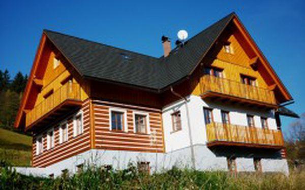 Skvělé letní prázdniny v romantické roubené chalupě v centru Krkonoš se sportovním, turistickým, relaxačním a poznávacím programem.Třípokojové luxusní apartmány na týden až pro 8 osob pouze za 5593,- Kč