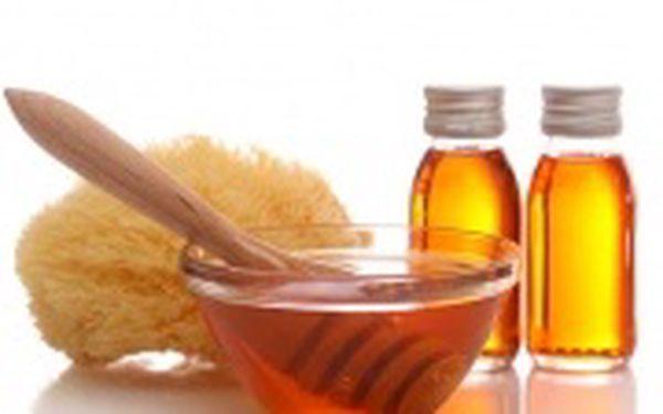 250 Kč za tradiční medovou detoxikační proceduru z orientu v hodnotě 500 Kč