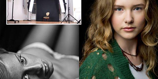 Staňte se zkušeným fotografem! Naučte se správně fotit pod vedením profesionálního fotografa. Zúčastněte se 8hodinového kurzu v ateliéru v centru Prahy jen za 890 Kč!