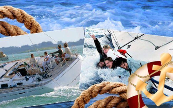 Staňte se mořským vlkem na Jadranu. Nyní 5950 Kč za týdenní luxusní plavbu s přípravou na kapitánské zkoušky! Jachta Bavaria 50 je pro Vás již připravena a moře volá!