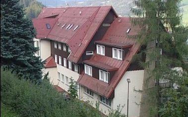 Romantický víkend ve wellness hotelu Tatra