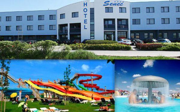 Čtyři dny v hotelu Senec**** na Slovensku za pouhých 108.6 Eur místo 361.9 Eur!