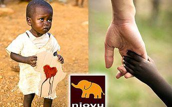 CHARITATIVNÍ AKCE! V rytmu Afriky podpořte dobrou věc. Kupte si vstupenku pro dvě osoby na africký festival a podpoříte výstavbu dětského hřiště v Zambii.