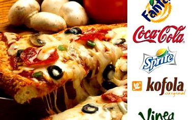 Vychutnajte si chrumkavú pizzu podľa vlastného výberu z 10 druhov a ľubovoľný nápoj zo 6 druhov za jedinečných 4,10 €! Majstrovsky pripravená iba pre Vás z čerstvých surovín, zaručuje kvalitu, ktorá môže konkurovať pravej talianskej pizzi!