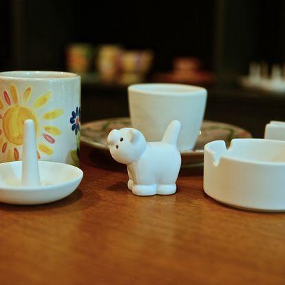 Namaluj si na keramiku jen za 150,- Kč