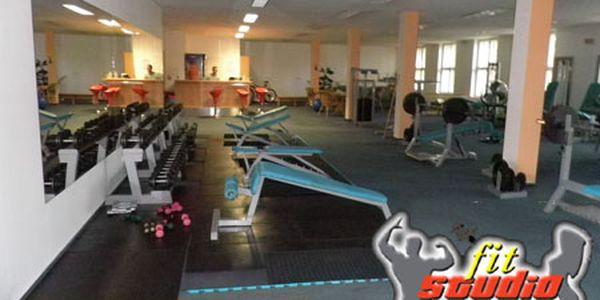 10 tréninků pod vedením fitness instruktora v ceně 1525 Kč z původní ceny 3050 Kč.