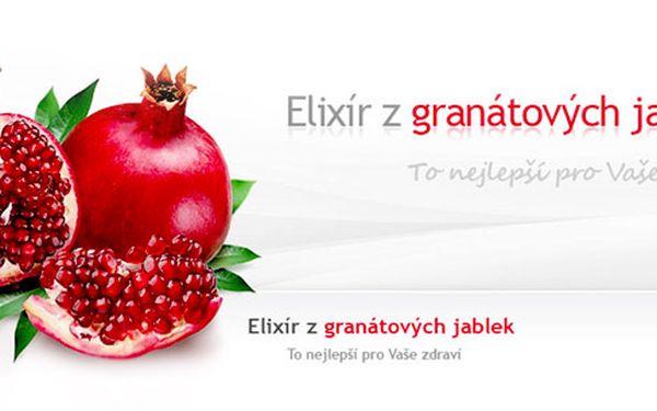 Léčivý elixír z granátových jablek! Skvělý připravek pro léčbu srdce, prostaty, střevní chřipce a pro sexuální zdraví! Kdo nevyzkoušel NEPOCHOPÍ!!!