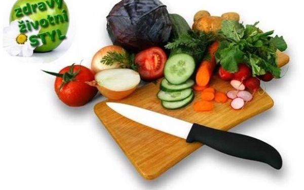 *Vařte zdravěji* V každé kuchyni je jedna hlavní priorita, a tou je kvalitní a ostrý nůž. Luxusní sada *keramický nůž + škrabka nyní za neuvěřitelnou cenu 279,-Kč. Kdo jednou zkusí....již nechce jinak. Luxusní zboží za luxusní cenu.