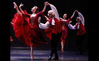 Tanečně strhující balet Nebezpečné známosti