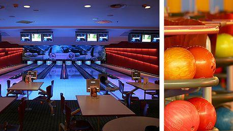 Hodinový pronájem bowlingové dráhy ve FUNtasy clubu za pouhých 149 Kč a to i o víkendu!