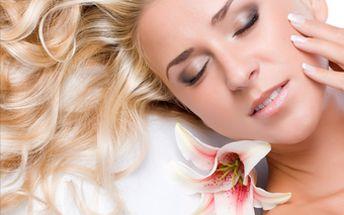 Komplexní kosmetické ošetření pleti pouze za 349 Kč.