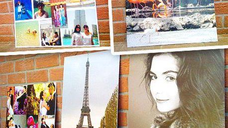 Nejlepší doplněk interiéru? Vaše vlastní vzpomínky ve fotoobrazu. Výroba obrazu z vaší fotografie pro Vás či Vaše blízké s 50% slevou.