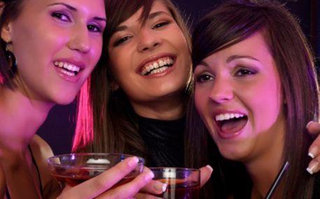 Len 3,43 EUR namiesto 13,20 EUR za 3 panáky a 3 vstupy na párty v BeAbout bare!