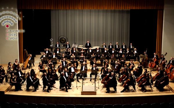 Vstupenka na koncert SVATEBNÍ KOŠILE ANTONÍNA DVOŘÁKA v podání Filharmonie Hradec Králové za 120 Kč v rámci Dvořákova festivalu.