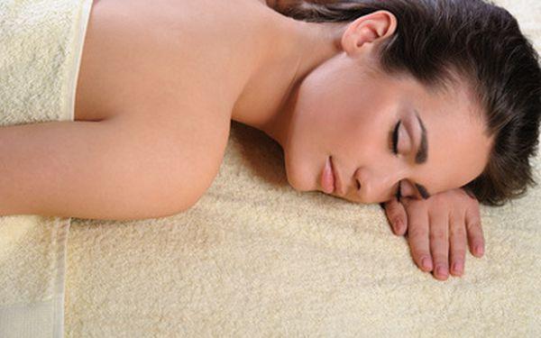 Relaxační masáž se zábalem za 237 Kč místo 990 Kč!