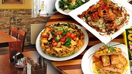Vychutnejte si specialitu pro 2 v restauraci Hami U Janků a jako dárek získáte knihu receptů Zdeňka Pohlreicha! *K dispozici jen 350 Slevíků za 350 Kč.