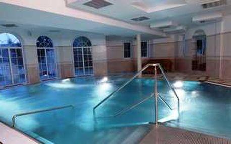 Wellness víkend v Hotelu Goethe - sleva 35%