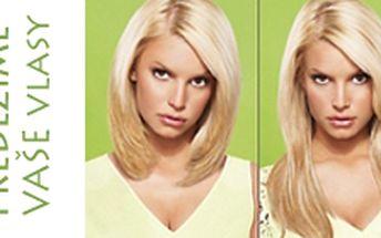 Predlžovanie vlasov keratínom za tepla