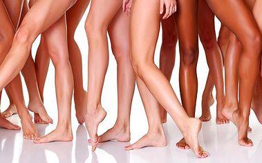 50% sleva na depilaci celých nohou teplým voskem v SALONU GRÁCIE v centru Zlína. Připravte se na dovolenou a užijte si ji bez zbytečného stresu způsobeného neustálým holením a balením nadbytečného množství kosmetiky. Vaše nožky zůstanou hladké a hebké po