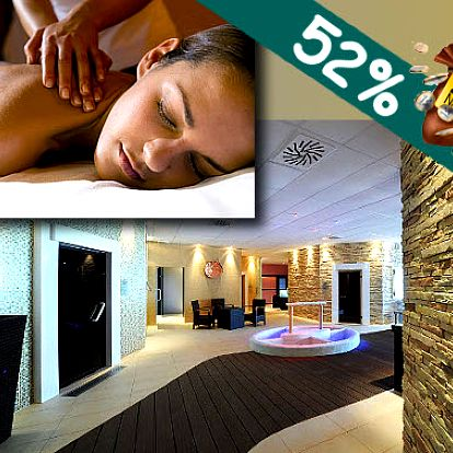 Príďte si oddýchnuť do jedinečných priestorov SAI WELLNESS v Senci a doprajte si vstup a masáž iba za jedinečných 11 €!