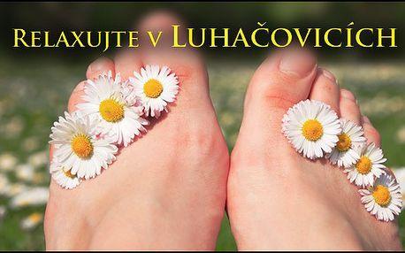 Luhačovice - 7denní pobyt se třemi procedurami denně a plnou penzí v lázeňském domě HUBERT
