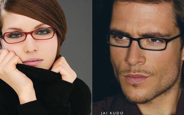 Potřebujete nové brýle? Pořiďte si je s poloviční slevou!