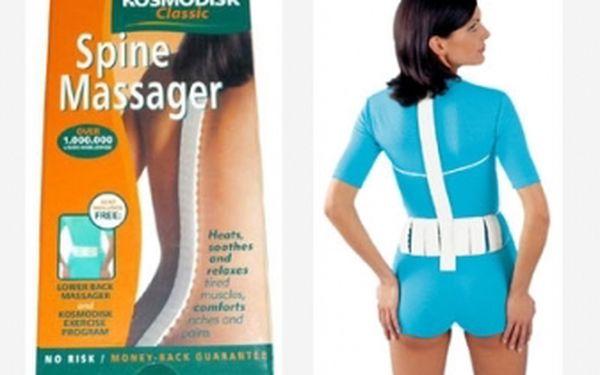 KOSMODISK – všetko pre Váš chrbát teraz len za 23 € vr. poštovného. Trpíte bolesťami chrbtice a už Vám nič nepomáha? Ponúkame Vám jedinečný produkt KOSMODISK classic len za 23 € vrátane poštovného.