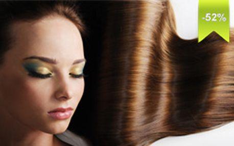 Vyskúšajte prírodné narovnanie a ozdravenie vlasov kúrou BRAZIL KERATIN a strihanie Thermo nožnicami vo Vlasovom ateliéri CREATIV po 52 % zľave teraz za cenu 85 €