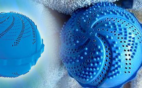 Už nemusíte kupovat prací prášek! Kulička na praní Eco Ball je revoluční způsob praní bez použití prášku.Vhodná na všechny druhy láte. Skvělá volba pro alergiky.