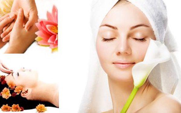 90 min. relaxace a hýčkání pro váš obličej a ruce. Užijte si jedinečnou regeneraci za 479 Kč!