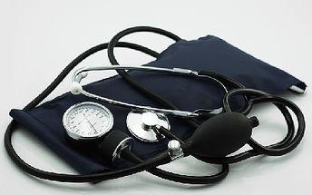 Komplet pro měření tlaku - mějte své zdraví vždy pod dohledem!