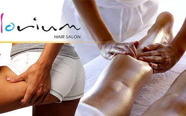 Nová účinnější LYMFODRENÁŽ spojená s poznatky reflexní terapie! Odstraňuje Celulitidu a pomůže pocitu hebkých a sametových nohou! Osvědčený salón Colorium je tu pro Vaši krásu!