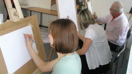 Jen 999 Kč za tříměsíční výtvarný kurz! Získejte novou perspektivu, nechte si poradit od odborníků! Dospělí i děti, relaxujte u malování s 50% primaslevou!