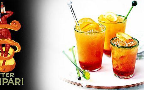 Úžasný koktejl Cuba Libre nebo Campari Orange!! Každý si vybere! Příjemná provozovna na Malé Straně Vás zve k posezení!