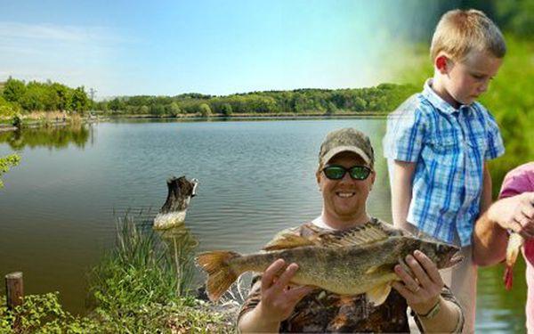 399 Kč za týdenní rybářskou povolenku na rybník Nový Stav v Rychvaldu. Odpočiňte si u vody se slevou 50%.