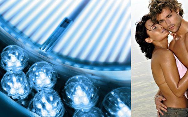 Absolutní BOMBA nejen pro všechny milovníky solárií! Permanentka s NEOMEZENOU platností využití za skvělou cenu 150Kč (hodnota 500Kč)! Využijte neopakovatelnou nabídku Solárního studia 33 a vyzkoušejte třeba nejmodernější solárium s revolučním systémem SW