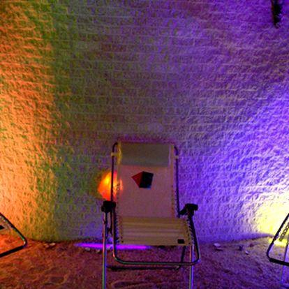 Nejúčinnější solná jeskyně v Praze vám nabízí 2 vstupy pro 1 osobu, nebo 1 vstup pro 2 osoby za skvělou cenu 140,- Kč (sleva 50%).