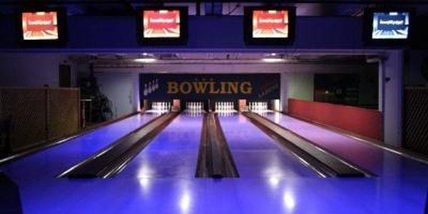 Bowling v Clube Labene hodina iba 5€