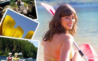 Dětem pro zábavu, na dovolenou k moři, na víkend k vodě i do divokých peřejí - půjčte si LOĎ PÁLAVA a nemine Vás ZÁBAVA! Vyplujte na lodi Pálava vstříc novým zážitkům se slevou 50%.