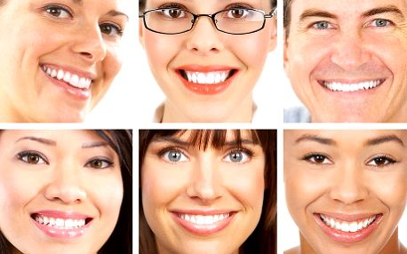 Fantastický bělostný úsměv filmových hvězd. Právě krásné a dokonale bílé zuby můžou být Vaší vizitkou. 30 minut bělení zubů se slevou 50%. Proces je rychlý, bezpečný a účinný, 100 % spokojenost zákazníků je zaručena.