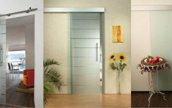 Opakování akce na Vaše přání! Skleněné posuvné dveře pouze za 6990 Kč!!! Ušetřete 14000 Kč a pořiďte si nejmodernější vybavení Vašeho bytu se slevou téměř 70%!