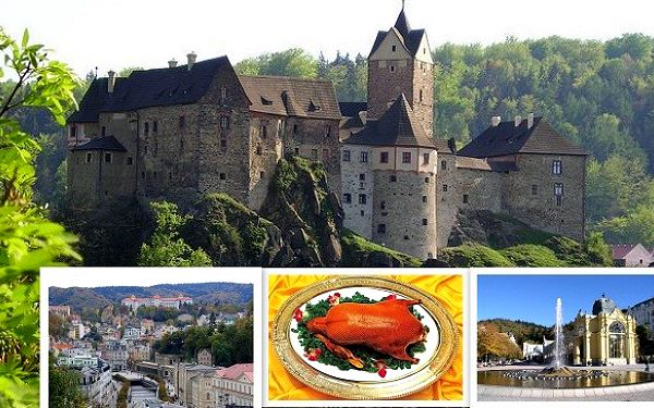 Tak tento pobyt nemá chybu! 3 dny pro 2 osoby se snídaní co by kamenem dohodil od Karlových Varů, hradu Bečov a Mariánských Lázní! V ceně pobytu výtečná uvítací večeře v podobě více jak dvoukilové kachny s tortillami! A co za to? POUHÝCH 999 Kč!